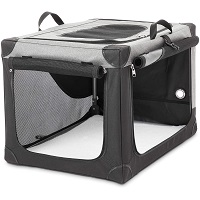 You & Me Portable Canvas Dog Crate Summary