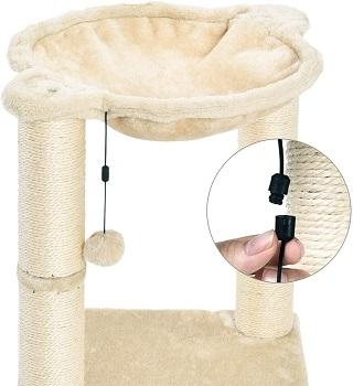AmazonBasics Cat Condo Tree Tower