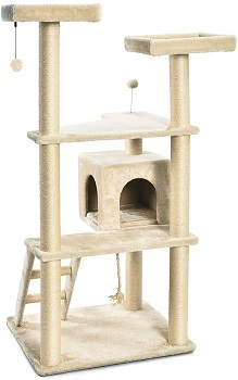 AmazonBasics Cat Tree Multi-Level Step Ladder