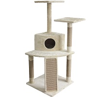 AmazonBasics Cat Tree Ramp Summary