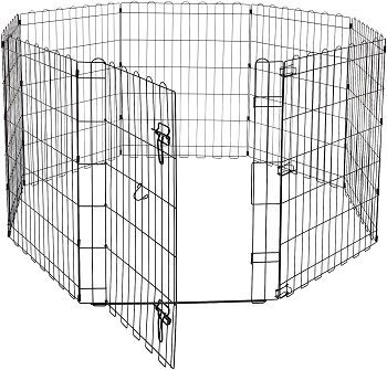 AmazonBasics Playpen