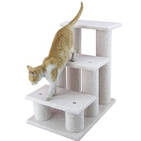 Armarkat Aeromark Step Stairs For Cats Summary