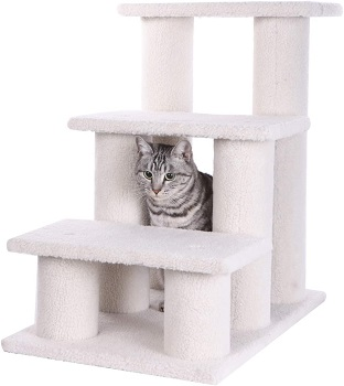 Armarkat Aeromark Step Stairs For Cats