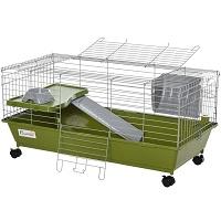 BEST 2 STORIES CUTE Rabbit Cage summary