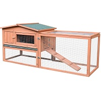 BEST CHEAP LARGE OUTDOOR HUTCH summary