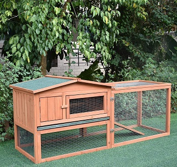 BEST CHEAP LARGE OUTDOOR HUTCH
