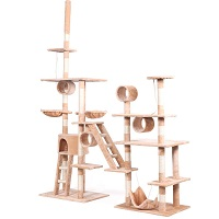 BEST EXTRA-LARGE CAT TOWER WITH HAMMOCK Summary
