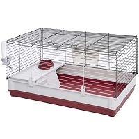 BEST FOR BUNNIES Cheap Indoor Rabbit Cage summary
