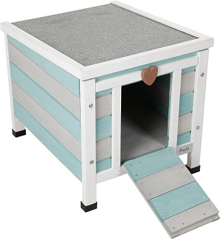 BEST FOR BUNNIES Petsfit Cute Bunny House