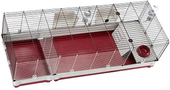 BEST INDOOR EXTRA-LARGE Ferplast Bunny Cage