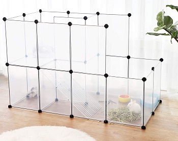 BEST LARGE Cheap Indoor Rabbit Cage
