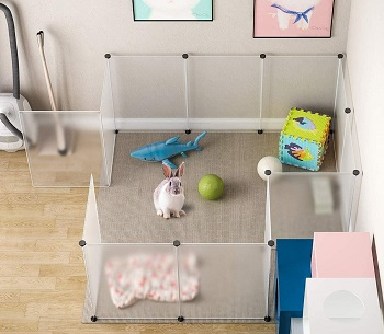 BEST LARGE Cool Bunny Cage