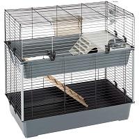 BEST LARGE Double Rabbit Cage summary