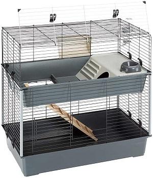 BEST LARGE Double Rabbit Cage
