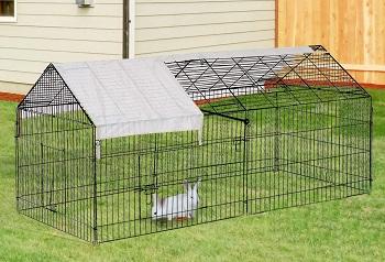 BEST LARGE FLEMISH Rabbit Cage