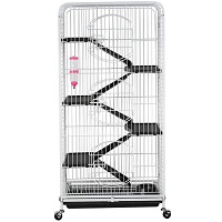 BEST METAL EXTRA-LARGE Yaheetech Bunny Cage Summary