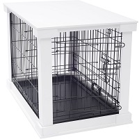 BEST METAL LARGE DECORATIVE Dog Crate Summary