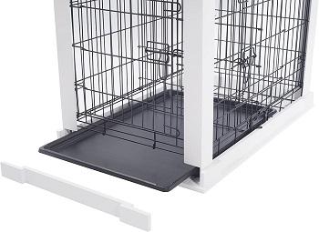 BEST METAL LARGE DECORATIVE Dog Crate