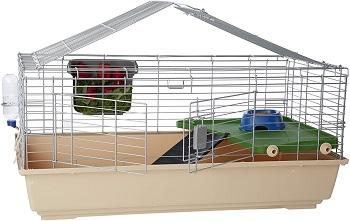 BEST OF BEST AmazonBasics Cheap Indoor Rabbit Cage