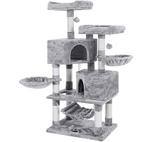 BEST OF BEST CAT TOWER WITH HAMMOCK Summary