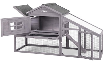 BEST OF BEST EXTRA LARGE OUTDOOR HUTCH