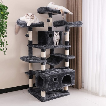 BEST OF BEST HAMMOCK Bewishome Hammock Cat Tree
