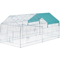BEST OUTDOOR EXTRA-LARGE Pawhut 87 Bunny Cage Summary