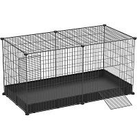 BEST PLAYPEN Cheap Indoor Rabbit Cage summary