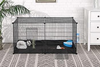 BEST PLAYPEN Cheap Indoor Rabbit Cage