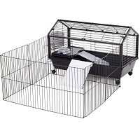 BEST PLAYPEN Cool Rabbit Cage summary