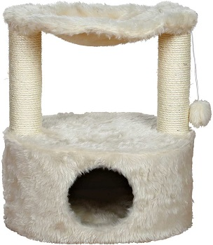 BEST SMALL CAT TOWER WITH HAMMOCK