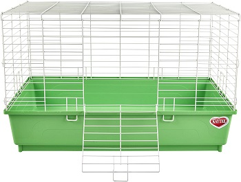 BEST SMALL DWARF Kaytee Rabbit Cage