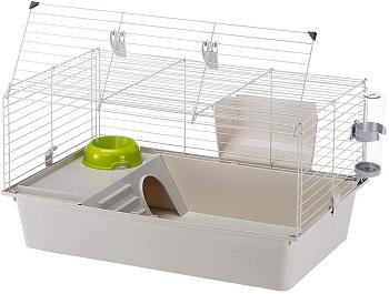 BEST SMALL Ferplast Cheap Indoor Rabbit Cage