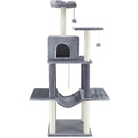BEST TALL CAT TOWER WITH HAMMOCK Summary