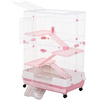 BEST TALL EXTRA LARGE Pawhut 57 Bunny Cage summary