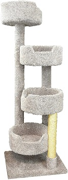 BEST TALL LARGE PERCHES New Cat Condos Perch Tree