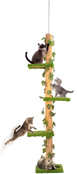 BEST TALL WITH BRANCHES Downtown Branch Cat Tree