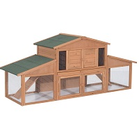 BEST WOODEN EXTRA LARGE HUTCH summary