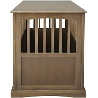 BEST WOODEN LARGE DECORATIVE Home Dog Crate Summary