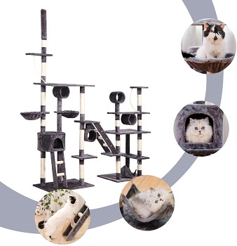BWM.Co Crazy Large Huge Cat Tree Review