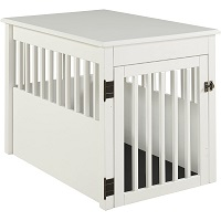 BarkWood Large Pet Crate End Table Summary