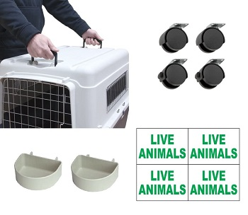 Best Airline Approved Intermediate Plastic Kennels
