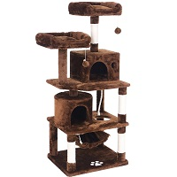 Best Big Cat Tree With Large Perches Summary