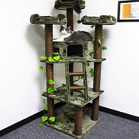 Best Cat Tree With Branches Summary