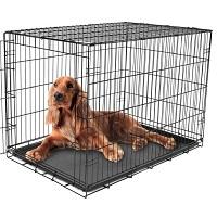 Best Cheap Intermediate Metal Dog Crate Summary