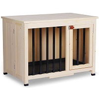 Best Folding Indoor Wooden Wooden Foldable Pet Crate Summary