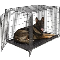 Best For Puppies Cheap Dog Crate Summary