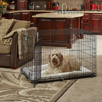 Best For Puppies Cheap MidWest Homes for Pets Dog Crate