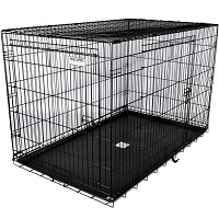 Best For Puppies Large Double Door Great Crate Summary