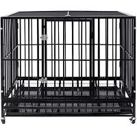 Best Heavy-Duty Cheap Pet Dog Cage Summary